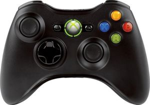 Microsoft Xbox 360 Wireless Controller schwarz, (Article no. 90386055) - Picture #5