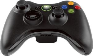 Microsoft Xbox 360 Wireless Controller schwarz, (Article no. 90386055) - Picture #4