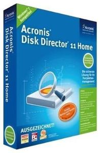 Acronis Disk Director Suite 11 (Article no. 90386104) - Picture #1