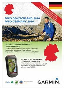 Garmin TOPO Deutschland 2010 (v4) (item no. 90386165) - Picture #1