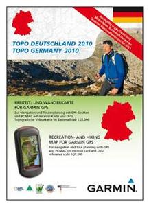 Garmin TOPO Deutschland 2010 (v4) (item no. 90386165) - Picture #2