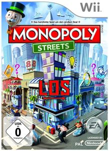 Monopoly Streets , (Article no. 90386322) - Picture #1