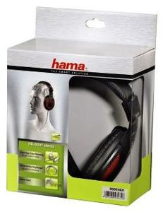 Hama HomeClass HK-3031 black/rot (item no. 90386574) - Picture #3