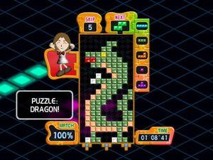 Tetris Party Deluxe Nintendo Wii, Deutsche Version (Article no. 90386735) - Picture #2