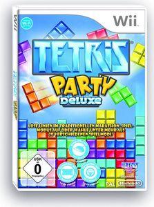 Tetris Party Deluxe Nintendo Wii, Deutsche Version (Article no. 90386735) - Picture #1