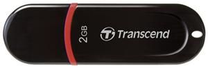 Transcend JetFlash 300 2GB rot (Article no. 90387906) - Picture #5