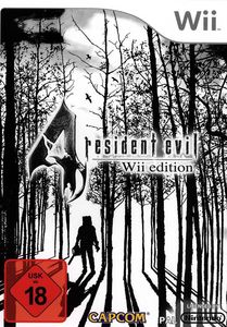 Resident Evil 4 Wii Edition (Article no. 90387937) - Picture #1