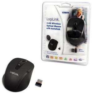 LogiLink Wireless Optical Maus schwarz (Article no. 90389038) - Picture #2