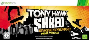 Tony Hawk SHRED Bundle (inkl. Skateboard-Controller) (item no. 90389571) - Picture #1
