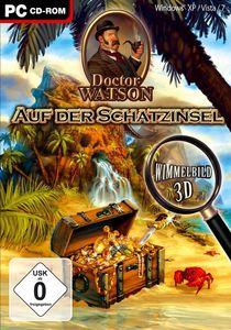 Dr. Watson 1: Auf der Schatzinsel (Art.-Nr. 90390117) - Bild #1