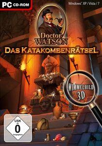 Dr. Watson 2: Das Katakombenrätsel (Art.-Nr. 90390118) - Bild #1