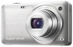 Sony Cyber-shot DSC-WX5S silber (item no. 90390186) - Picture #1