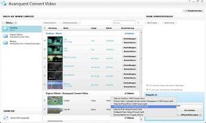 Avanquest Video Converter Deutsche Version (Art.-Nr. 90390634) - Bild #3