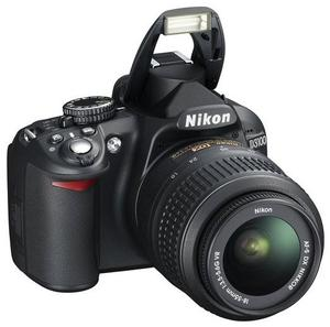 Nikon D3100 18-55mm VR Kit (Article no. 90390769) - Picture #3