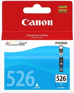 Canon CLI-526C Tinte Cyan (Article no. 90390781) - Picture #1