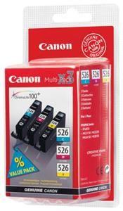 Canon CLI-526 Tinte CMG (Article no. 90390787) - Picture #1