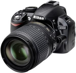 Nikon D3100 18-105mm VR Kit (Article no. 90390792) - Picture #5