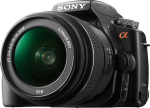 Sony SLT-A55VY Alpha 18-55+55-200 Kit (Article no. 90390956) - Picture #4