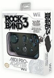 Mad Catz Rock Band 3 Midi Pro Adapter Nintendo Wii Zubehör, deutsch