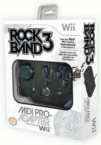 Mad Catz Rock Band 3 Midi Pro Adapter Nintendo Wii Zubehör, deutsch (Article no. 90391088) - Picture #1