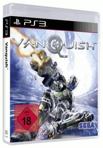 Vanquish Special Edition Sony PS3, Deutsche Version (Article no. 90391345) - Picture #2