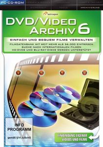 DVD/Video Archiv 6 (Article no. 90391358) - Picture #1