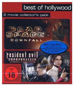 BoH2: Dead Space: Downfall / Resident Evil: Degeneration (Article no. 90391375) - Picture #2