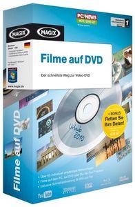 MAGIX Filme auf DVD Deutsche Version (Article no. 90391499) - Picture #1