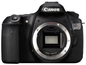 Canon EOS 60D Body schwarz (Art.-Nr. 90391547) - Bild #1