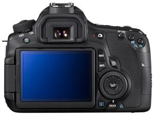 Canon EOS 60D 18-135mm Kit schwarz (Article no. 90391549) - Picture #3