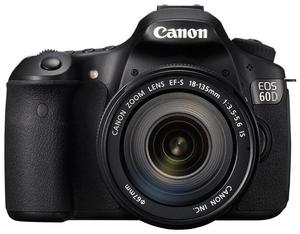 Canon EOS 60D 18-135mm Kit schwarz (Article no. 90391549) - Picture #4