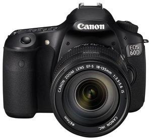 Canon EOS 60D 18-135mm Kit schwarz (Article no. 90391549) - Picture #5