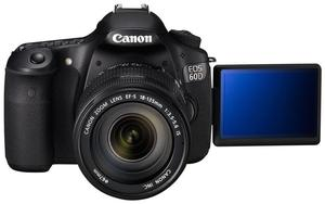Canon EOS 60D 18-135mm Kit schwarz (Article no. 90391549) - Picture #2