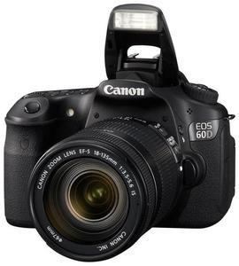 Canon EOS 60D 18-135mm Kit schwarz (Article no. 90391549) - Picture #1