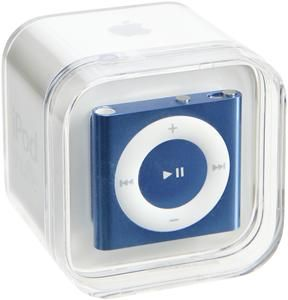 Apple iPod shuffle 4G 2GB blau (Art.-Nr. 90391731) - Bild #1