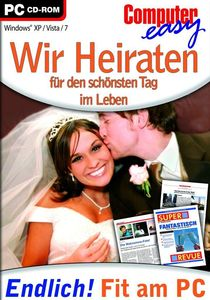 Computer easy: Wir heiraten (item no. 90391803) - Picture #1