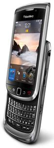 BlackBerry Torch 9800 schwarz (Article no. 90392050) - Picture #4