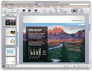 Microsoft Office für Mac Home & Business 2011 Mac DE 1 User Product Key Card (Article no. 90392071) - Picture #4