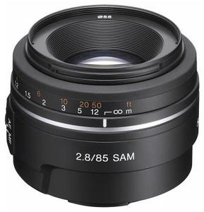 Sony 85/2.8 SAM SAL-85F28 (Article no. 90392080) - Picture #4