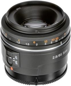 Sony 85/2.8 SAM SAL-85F28 (Article no. 90392080) - Picture #1