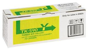 Kyocera TK-590Y Toner Gelb (item no. 90392495) - Picture #3