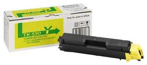 Kyocera TK-590Y Toner Gelb (item no. 90392495) - Picture #2