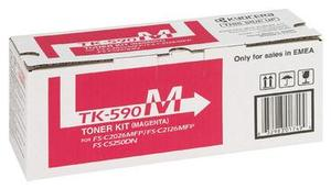 Kyocera TK-590M Toner Magenta (Article no. 90392496) - Picture #3