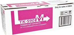 Kyocera TK-590M Toner Magenta (Article no. 90392496) - Picture #5