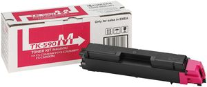 Kyocera TK-590M Toner Magenta (Article no. 90392496) - Picture #4