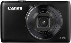 Canon PowerShot S95 schwarz (Article no. 90393369) - Picture #4