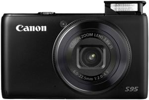 Canon PowerShot S95 schwarz (Article no. 90393369) - Picture #3