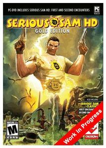 Serious Sam HD: Gold-Collection Deutsche Version (Article no. 90393385) - Picture #1