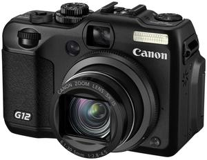 Canon PowerShot G12 schwarz (Article no. 90393849) - Picture #5