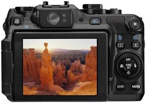Canon PowerShot G12 schwarz (Article no. 90393849) - Picture #4